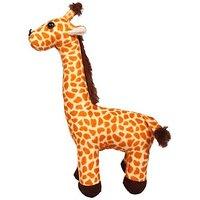 Tabby Toys Cute Giraffe Soft Toy  - 27 cm (Brown)