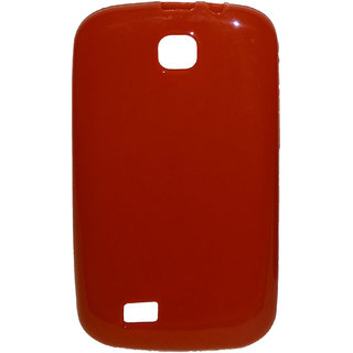 Karbonn A52 Red Phone Cover