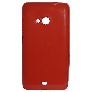 finest selection 342bd ea01c Nokia Lumia 535 Red Phone Cover