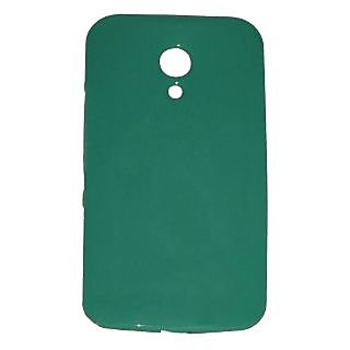 Motorola Moto G (2nd Generation) Green Phone Cover