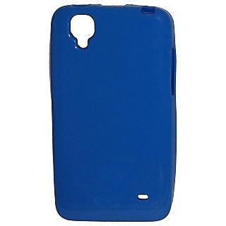 Micromax Bolt A066 Sky Blue Phone Cover