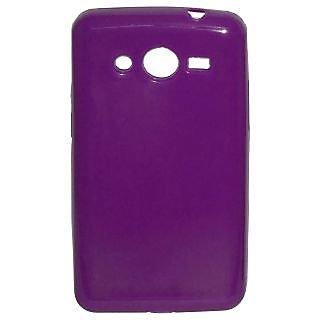 Samsung Galaxy Core 2 SM-G355 Purple Phone Cover