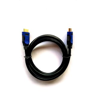 Heavy Duty 5meter High Speed HDMI to HDMI Male HDMI Cable TV Lead 1.4V Ethernet 3D Full HD 1080p