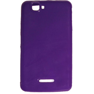 Micromax Canvas 2 A120 Purple Phone Cover