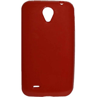 Karbonn Smart A51 Red Phone Cover