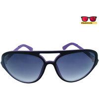 Polo House USA Mens Sunglasses ,Color-Black Purple YancyMblpurple