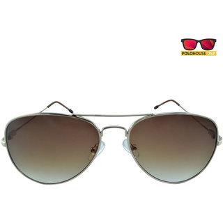 Polo House USA Mens Sunglasses ,Color-gold Brown IncredGoldbrown