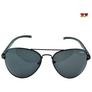 Polo House USA Mens Sunglasses ,Color-Black Black ForeverAl3004blblack