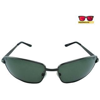 Polo House USA Mens Sunglasses ,Color-Black ShengP2802gun