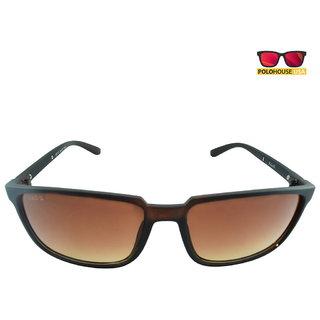 Polo House USA Mens Sunglasses ,Color-Brown Brown WayX2002Mbrbrown