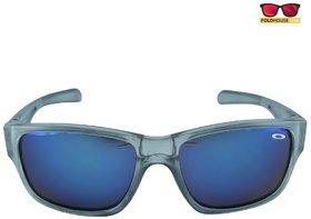 Polo House USA Mens Sunglasses ,Color-Grey OC7614mattgreymer