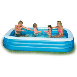 Intex Big Blue Inflatable pool