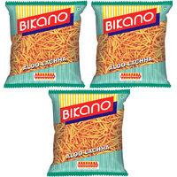 Bikano Aloo Lachcha 150 Gm (Pack Of 3)