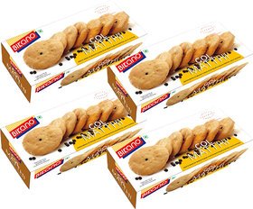 Bikano Gol Mathi 200 gm (Pack of 4)