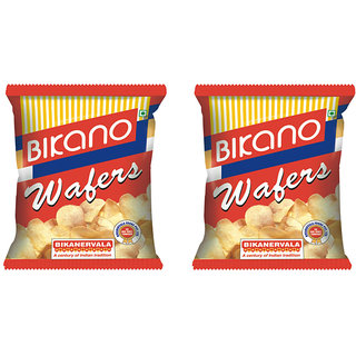 Bikano Wafers 160 gm (Pack of 2)