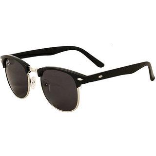 01dd4222b0 Buy Aventus Black Clubmaster Sunglasses-AvSUCmBl01 Online   ₹399 ...