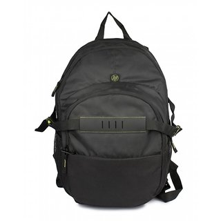 Nsds Consultants Private Limited Black Polyester Backpack