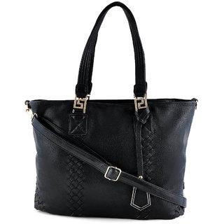 Stoln-Women Black Hand Bag-209Black