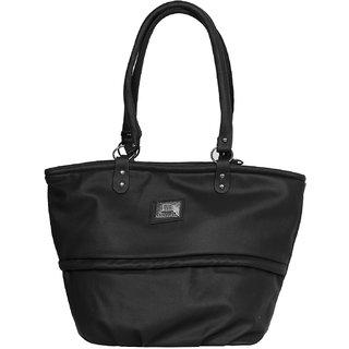 Fashno Ladies Hand Bag Black Colour(FP-BLK-19)