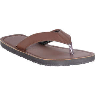 Austrich Brown slipper