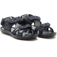 Provogue MenS Black Casual Sandals (PV1084-Black)