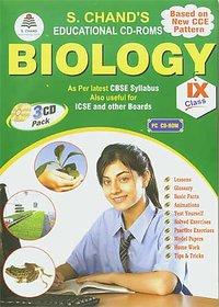 CLASS 09 - S CHAND  BIOLOGY (3 CDs)