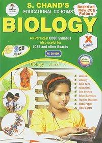 CLASS 10 - S CHAND  BIOLOGY (3 CDs)