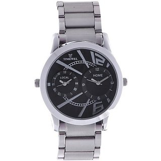 Timewel N781(B)1 Analog Watch - For Men