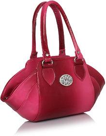 Daily Deals Online Pink P.u. Shoulder Bag 9150013