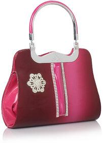 Daily Deals Online Pink P.u. Shoulder Bag 9175019