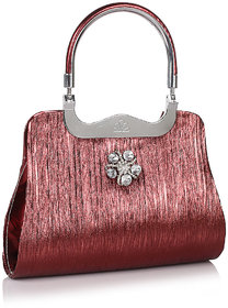 Daily Deals Online Maroon Shoulder Bag 9175027