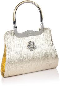 Daily Deals Online Hand-held Bag(golden)9175029