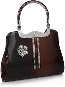Daily Deals Online Brown P.u. Shoulder Bag 9175031