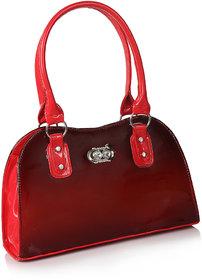 Daily Deals Online Red P.u. Shoulder Bag 9165033