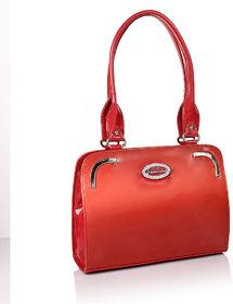 Daily Deals Online Red P.u. Shoulder Bag 9190038