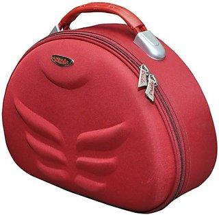 Phoenix International Store Makeup Item Vanity Multi Purpose Eva Sheet Red