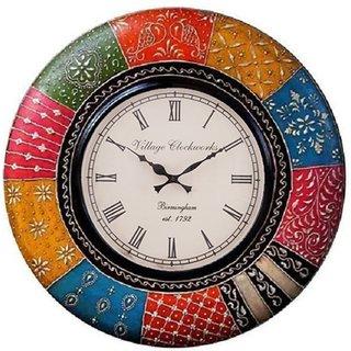 Ethnic Designer Analog Wall Clock