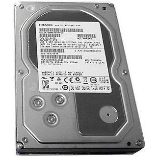 Hitachi / WD / Seagate 2 TB SATA Desktop Hard Disk with 1 Year Warranty