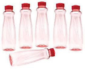 Water bottle set of 6