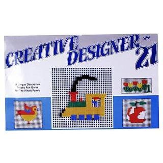 Peacock Junior Creative Designer Set