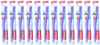 CLASSIC Baby Soft Toothbrush (Pack of 12 ) (Green)