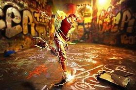 Poster 3D Dancer wallpaper 738 Photographic Paper