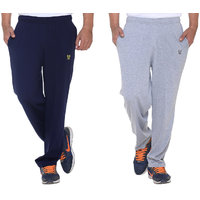 Vimal Cotton Blended Trackpants Pack Of 2