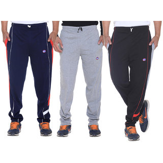 Vimal Ultra Cotton Blended Trackpants Pack Of 3