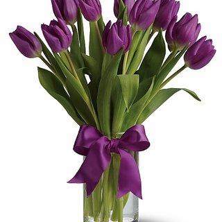 Flower Pot With Flowers Bucket Vases