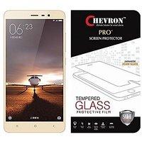 Chevron 2.5D 0.3mm Pro+ Tempered Glass Screen Protector For Redmi Note 3/ Redmi Note 3 Prime/ Redmi Note 3 Pro