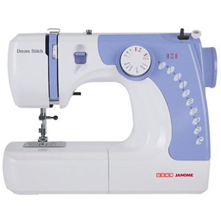 Usha Janome Dream Stitch Sewing Machine available at ShopClues for Rs.10795