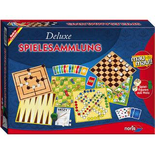 Noris Deluxe Spielesammlung Board Game