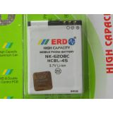 100 Original Erd Bl 4s Bl 4s Bl4s Battery For Nokia 2680 3600 Slide X3 02 7020 3710 Fold 7100 7610 Supernova Mobile With Bill Seal Pack And 6 Months Vendor Replacment Warranty