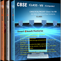CBSE 7 Science, Maths, GK, Social Studies  Computer Animated Video Lessons DVD